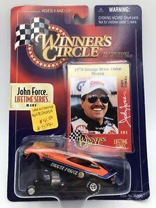 Winner's Circle John Force Lifetime Series 1978 Orange Brute Force Monza 1/64