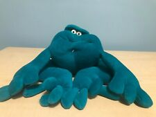 "Vintage 1986 Applause Felix Frog #5904 Stuffed Plush Animal Toy 18"" 1980s toy"