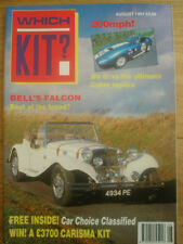 Which Kit? Aug 1991 Daytona Cobra Coupe replica, Falcon