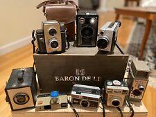 Vintage Camera Set