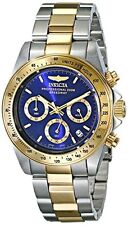 Invicta Men's Speedway Chronograph 200m Two Toned Stainless Steel Watch 3644