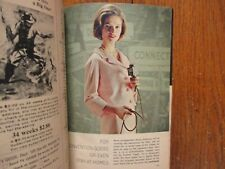 July 11, 1964 TV Guide Magaz(NANCY DICKERSON/BARBARA MORRISON/G.O. P. CONVENTION