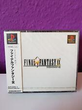 PS1 Final Fantasy IX 9 sealed / new / neu / NTSC-JP / Playstation 1