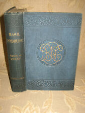 Antique Collectable Book Of Basil Lyndhurst, By Rosa Nouchette Carey - 1904