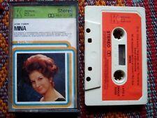 musicassetta MINA - storie d'amore Album