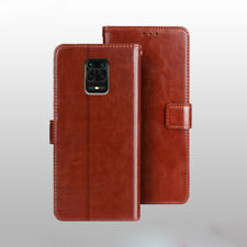 For Xiaomi Redmi Note 9S 9 8 7 Pro Magnetic Flip Wallet Leather Case Stand Cover