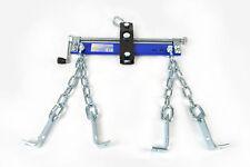 1500lb 750kg Heavy Duty Engine Crane Hoist Lift Leveller Chain Garage Workshop
