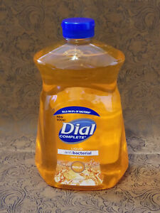 Dial Gold Antibact Liquid Hand Soap 52oz Refill Bottle, PRIORITY SHIPPING!