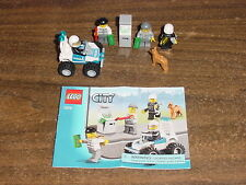 Complete Lego Set #7279-Police Mini-figure Collection