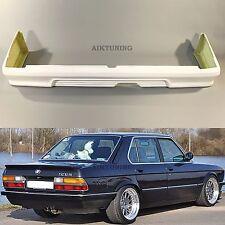 BMW E28 Rear Pfeba BBS Style Bumper Spoiler Addon Valance