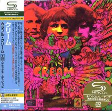 CREAM Disraeli Gears Japan Mini LP SHM-2CD UICY-93694-5 Eric Clapton Blind Faith