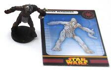 Star Wars Miniature: WOOKIEE BERSERKER # 10J74