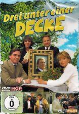 DVD NEU/OVP - Drei unter einer Decke - Uschi Glas & Heidelinde Weis