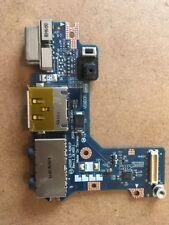 USB VGA Audio Port Board Dell Latitude E4200 (LS-4291P) (572)