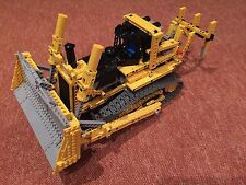 Lego Technic RC 8275 Bulldozer mit Power Funktion, BA (passt zu 8043,42030)