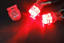 A Pair of RED 15 SMD LED 7443 7440 992 T20 7441 For CHEVROLET Brake Light Bulbs