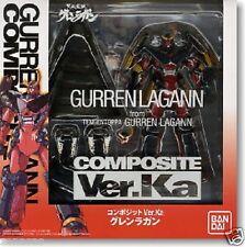 New Bandai COMPOSITE Ver.Ka Gurren Lagann PAINTED
