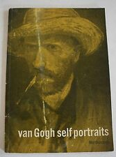 Van Gogh Self Portraits by Kokoschka and Hammacher - Signed First Edition