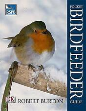 Pocket Birdfeeder Guide by Robert Burton (Paperback, 2004)