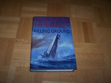 Killing Ground by Douglas Reeman - hardcover Book (English)- 1st UK edition