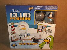Disney Club Penguin Igloo Playset New In Opened Box