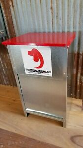Duncan's 25 LB Dog Feeder  -Very High Quality - Made in the USA!!