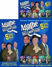 Gesamtbox AGATHE SAIT NICHT LASSEN Série TV RUTH DREXEL 5 Boîte DVD Neuf