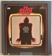 CED Videodisc Laserdisc - The Beast Within - HORROR MOVIE  /  A