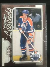 2008-09 O-Pee-Chee Legends Wayne Gretzky Edmonton Oilers #584