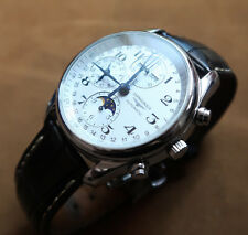 Longines Master Collection Automatic Chronograph Moon phase Men's Watch L678.2