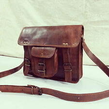 handcrafted real leather messenger vintage bag briefcase Bag Indian Vintage Bag
