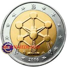 2 Euro Commémorative Belgique 2006 - Réouverture de l'Atomium