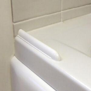Splash Drip Guard for Bathtubs - Prevent Shower Waterflow - Sold as Each