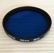 HOYA color conversion filter 80A 52 mm
