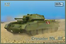 IBG 1/72 Model Kit 72068 Crusader Mk.III