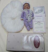 Ashton Drake Cherry Blossom Yolanda Bello Heavenly Scent Babies Box Certificate