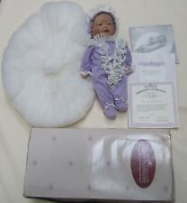 Ashton Drake Cherry Blossom Yolanda Bello Heavenly Scent Babies Box Certificate