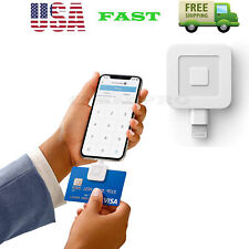 Fast Square Magstripe Reader Lightning Connector Glossy (Pos) Equipment Secure