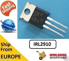 IRL2910 - INTERNATIONAL RECTIFIER - MOSFET, N-Ch, 100V, 48A, TO-220 - NEW