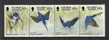 1987 Mangrove Kingfisher Set of 4 Complete MUH/MNH as issued