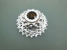 CAMPAGNOLO 9 SPEED 11-23 CASSETTE WITH  LOCK RING 500 miles #1