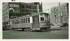 8C500M RP 1949 CHICAGO TRANSIT AUTHORITY CAR #3163 NORTH-LASALLE