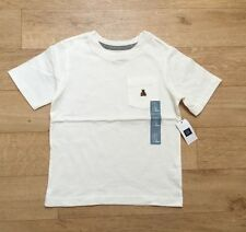 GAP Boys' No Pattern Crew Neck T-Shirts & Tops (2-16 Years)