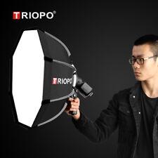 65cm Portable Outdoor Octagon Umbrella Softbox for Flash Speedlite TR-988 V860II