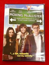 Moving McAllister DVD Romance SEX Road Trip Comedy Law Exam Miami Los Angeles LA