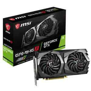 MSI GeForce Nvidia GTX 1650 Gaming X 4GB GDDR5 1860 MHz Boost Clock..