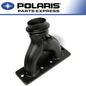 NEW GENUINE POLARIS WELD EXHAUST MANIFOLD OEM 1261077-489