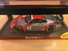 Autoart 2004 JGTC Xanavi NISMO Z #1 1/18 scale