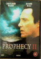 The Prophecy 2 DVD II 1998 Fallen Angel Horror Film Movie w/ Christopher Walken