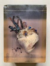 Dissection Coeur Mouton Inclusion Resine Cabinet Curiosité Entomologie Giraudon